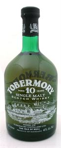 Picture of Tobermory 10 Year Old  Isle of Mull 1L. 40% vol.