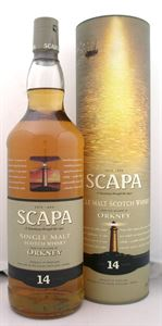 Εικόνα της Scapa 14 Year Old 1.0l 40% vol./ Single Malt Scotch Whisky from Orkney