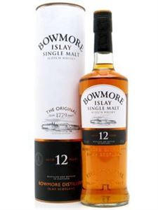 Picture of Bowmore Whisky 12 Year Old 0.7l/ Islay Single Malt Scotch Whisky