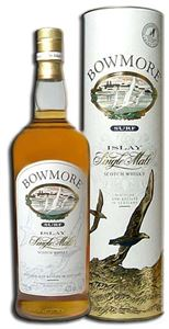 Picture of Bowmore Surf 1.0l with gift box/ Islay Single Malt Scotch Whisky