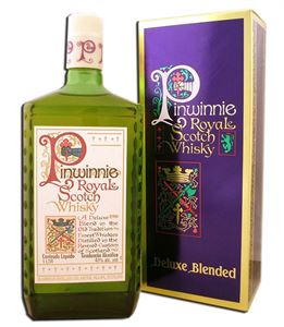 Picture of Pinwinnie Royale Deluxe Blended Scotch Whisky 1.0l 43% vol.