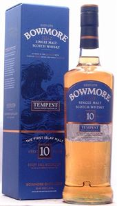 Picture of Bowmore Tempest 10 Year Old Batch No 4