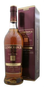 Εικόνα της Glenmorangie Lasanta 12 Υear Old/ Sherry Cask Finish
