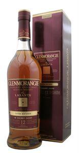 Picture of Glenmorangie Lasanta 12 Υear Old/ Sherry Cask Finish