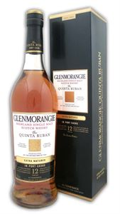 Picture of Glenmorangie Quinta Ruban 12 Year Old/ Extra Matured in Port Casks