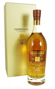 Picture of Glenmorangie 18 Year Old Extremely Rare 0.7l 43% vol.