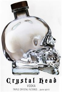 Εικόνα της Crystal Head Vodka 0.7l