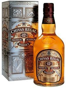 Picture of Chivas Regal 12 Year Old 0.7l 40% vol.