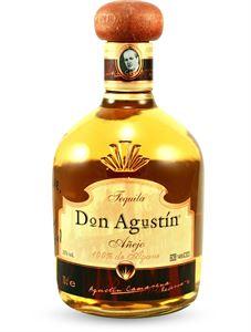 Εικόνα της La Cava de Don Agustín Tequila Añejo 0.7l/ Tequila from Mexico
