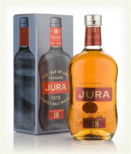 Picture of Isle of Jura 18 Year Old 40% vol.