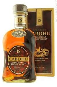 Picture of Cardhu 18 Year Old 40% vol.
