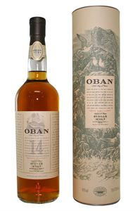 Picture of Oban 14 Year Old 43% vol.