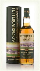 Picture of Fettercairn 1824 12 Year Old 40% vol.