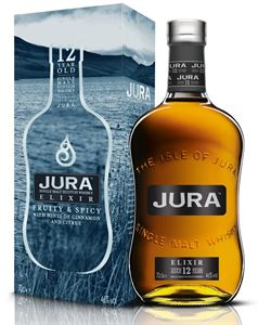 Picture of Isle of Jura Elixir 12 Year Old 46% vol.