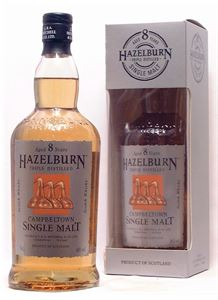 Picture of Hazelburn 8 Year Old 46% vol.