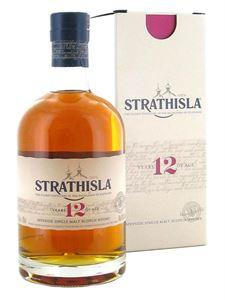 Picture of Strathisla 12 Year Old 43% vol./ Old Bottling