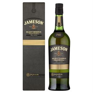 Picture of Jameson Select Reserve 40% vol.
