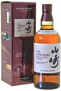 Picture of The Yamazaki Single Malt Distiller's Reserve 43% vol.