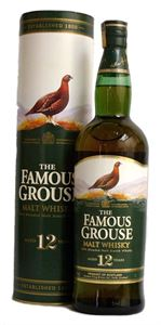 Picture of Famous Grouse 12yo. Blended Malt Scotch Whisky. 700ml - 40%