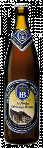 Εικόνα της HB Hofbrau Schwarze Weisse 500ml