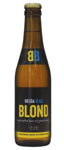 Picture of Belga Blue Blond 330ml 5%