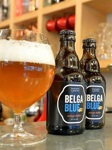 Picture of BELGA BLUE Orange Dubel 330ml 6.8%