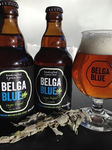 Picture of BELGA BLUE Sage tripel 330ml 8.2%