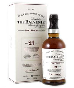 Picture of Balvenie 17 Year Old New Wood 0.7l 40% vol./ Limited Release