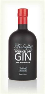 Picture of BURLEIGHS EXPORT STRENGTH GIN 47% ABV | 700ml